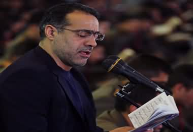 پیشواز ابا صالح التماس دعا محمدرضا غلامرضازاده همراه اول